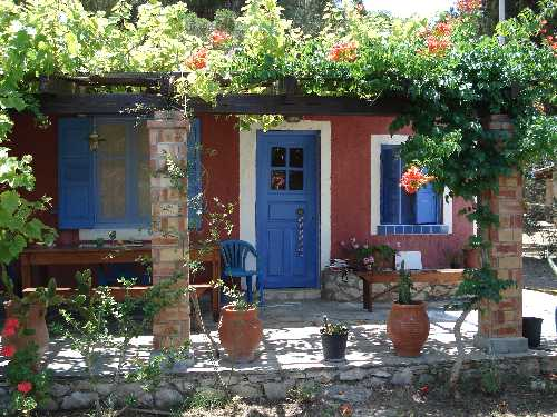 Gerakas cottage
